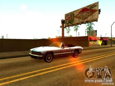 ENBSeries by Sashka911 v2 for GTA San Andreas second screenshot