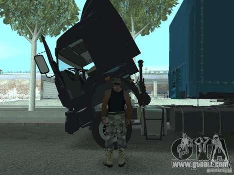 Active dashboard v.3.0 for GTA San Andreas third screenshot