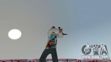 Accetta da pompiere for GTA 4 forth screenshot