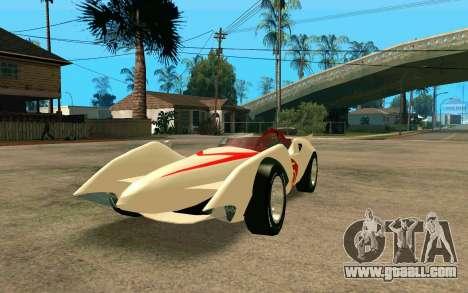 Mach 5 for GTA San Andreas