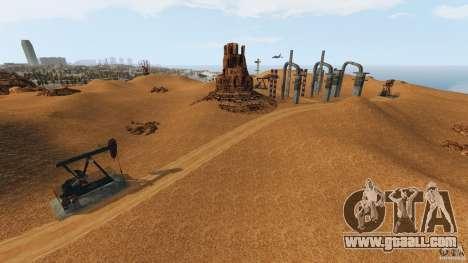 Red Dead Desert 2012 for GTA 4 eighth screenshot