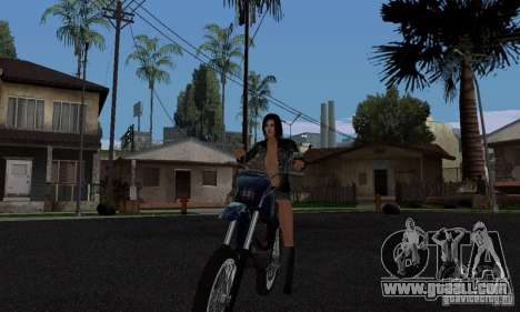 A Strong Rider for GTA San Andreas second screenshot