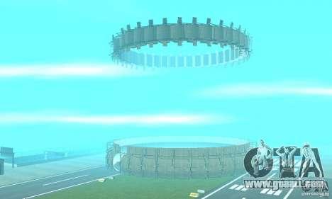 Airport Stunt for GTA San Andreas second screenshot