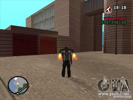 A new airport in San Fierro for GTA San Andreas ninth screenshot