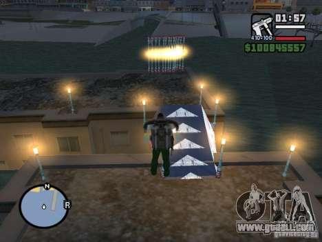 Night moto track for GTA San Andreas forth screenshot