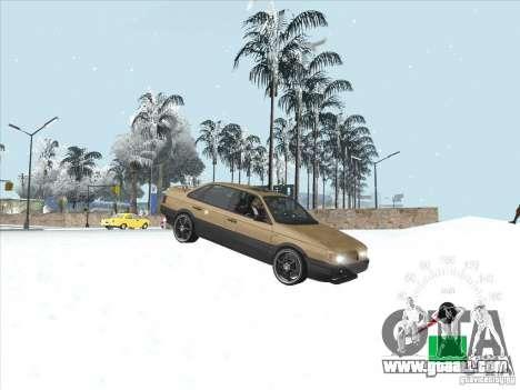 Volkswagen Passat B3 for GTA San Andreas wheels
