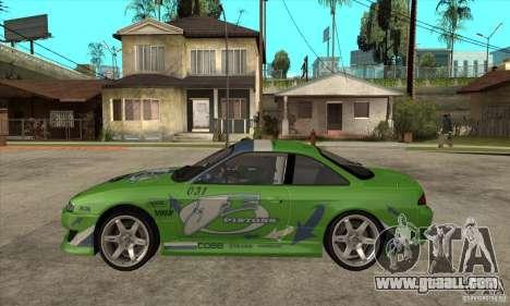 Nissan Silvia S14a JardinE Drift for GTA San Andreas left view