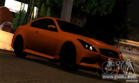SA gline v4.0 Screen Edition for GTA San Andreas seventh screenshot