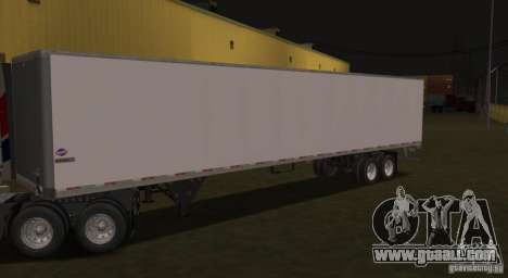 The Prostar Popupricep for GTA San Andreas left view
