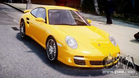 Porsche 911 Turbo V3.5 for GTA 4 right view