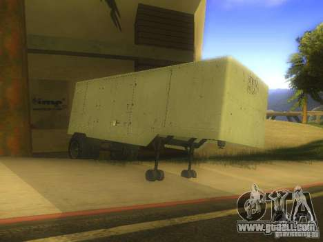 Trailer Odaz 794 for GTA San Andreas left view