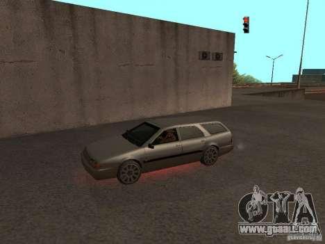 Neon mod for GTA San Andreas