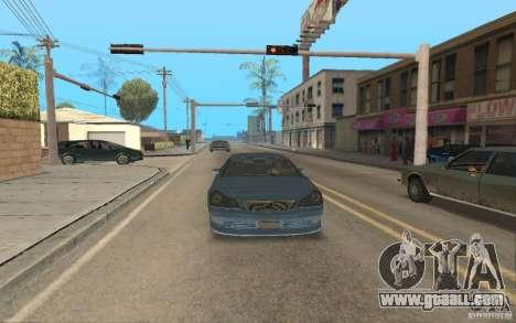 Theft of vehicles 1.0 for GTA San Andreas third screenshot