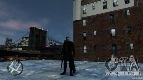 RE5 Wesker for GTA 4