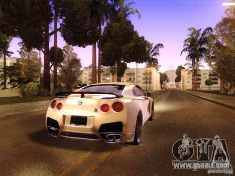 ENBSeries for GTA San Andreas sixth screenshot