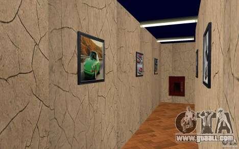 A new driving school in San Fierro for GTA San Andreas fifth screenshot
