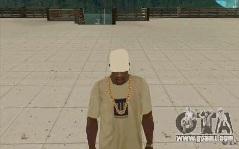 Cap captrucka for GTA San Andreas