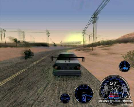 Bmw 330 Tuning for GTA San Andreas