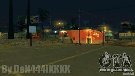 Graffiti for GTA San Andreas forth screenshot