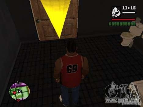 Private CJ for GTA San Andreas forth screenshot