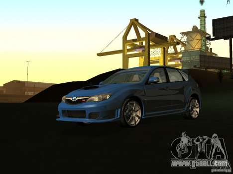 GFX Mod for GTA San Andreas