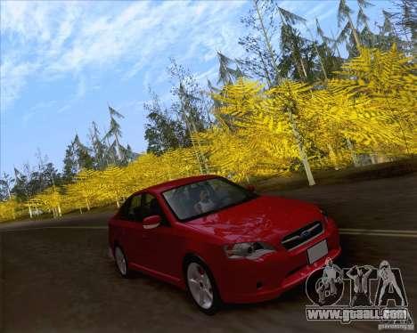 HQ Realistic World v2.0 for GTA San Andreas tenth screenshot