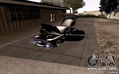 Mazda RX-7 Hellalush for GTA San Andreas wheels