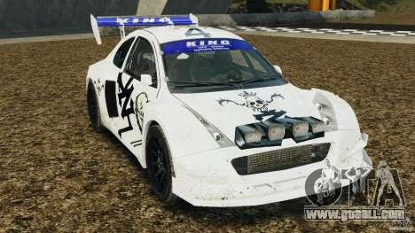 Colin McRae KING Rallycross for GTA 4
