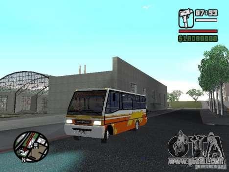Ciferal Agilis M.Benz LO-814 BY GTABUSCL for GTA San Andreas