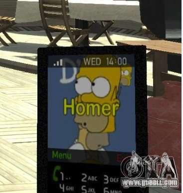 Homer Simpsons Theme for GTA 4