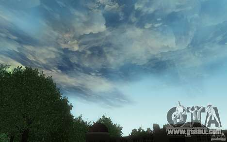 Real Sky Efects for GTA San Andreas