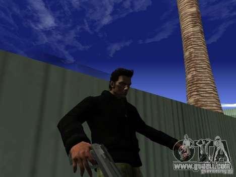 Claude HD Remake (Beta) for GTA San Andreas sixth screenshot