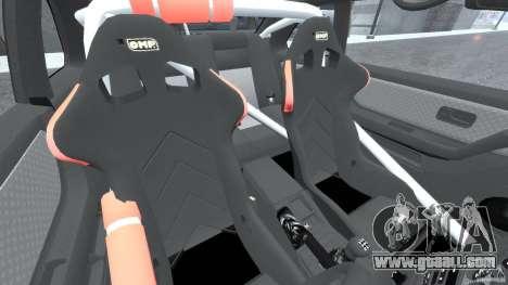 Nissan Skyline GT-R (R33) v1.0 for GTA 4 inner view