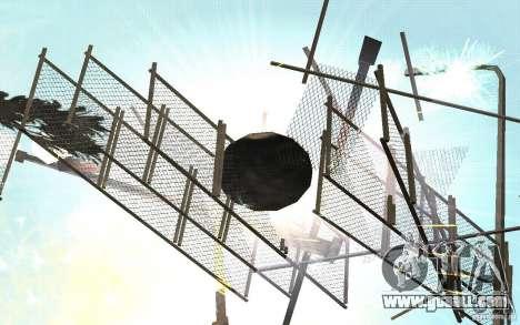 Black hole for GTA San Andreas sixth screenshot