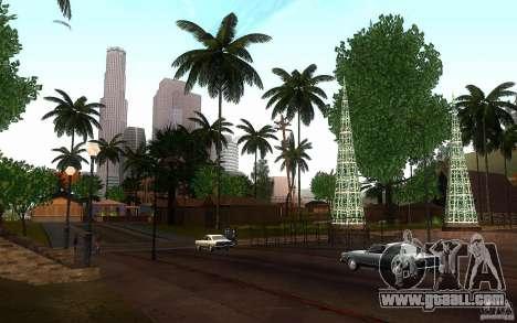Perfect vegetation v. 2 for GTA San Andreas sixth screenshot