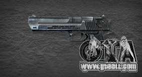 [Point Blank] D-Eagle for GTA San Andreas