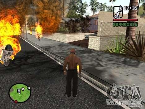Molotov-Cossacks for GTA San Andreas third screenshot