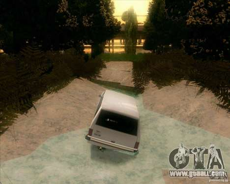 Off-Road Track for GTA San Andreas third screenshot