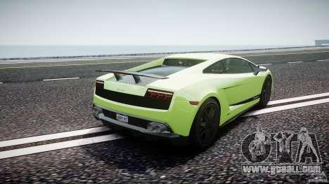 Lamborghini Gallardo LP570-4 Superleggera 2010 for GTA 4 side view
