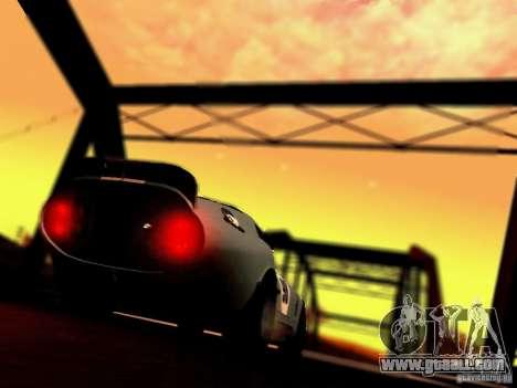 Shelby Cobra Daytona Coupe v 1.0 for GTA San Andreas inner view