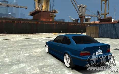 BMW M3 E36 v1.0 for GTA 4 right view