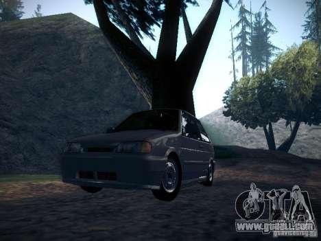 Vaz 2113 Drain for GTA San Andreas
