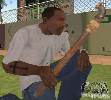Trumpet for GTA San Andreas second screenshot