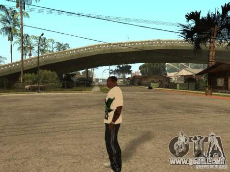 Mike Svoboda for GTA San Andreas forth screenshot