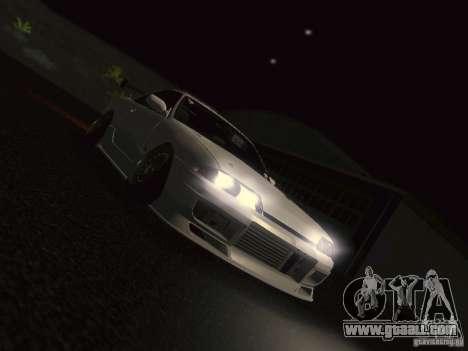 Nissan Skyline GTS R32 JDM for GTA San Andreas wheels