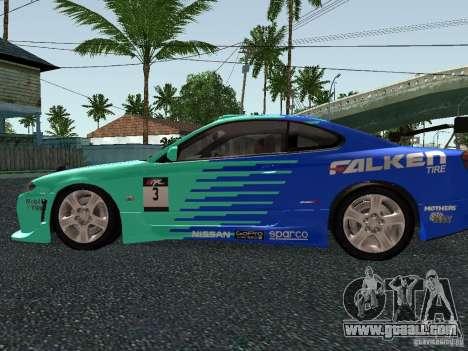 Nissan Silvia S15 Tunable for GTA San Andreas