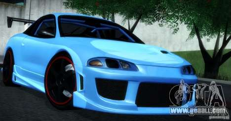 Mitsubishi Eclipse GSX 1999 for GTA San Andreas