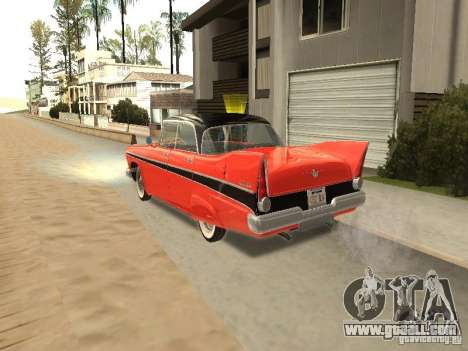Plymouth Belvedere Sport sedan for GTA San Andreas left view