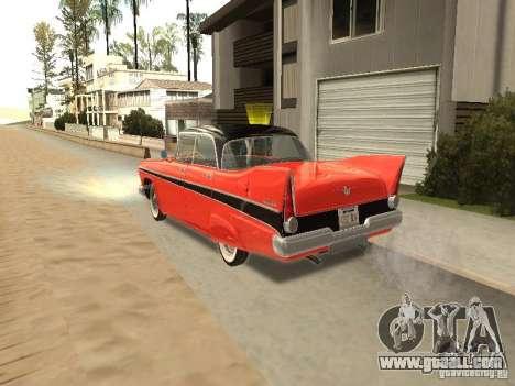 Plymouth Belvedere Sport sedan for GTA San Andreas left view
