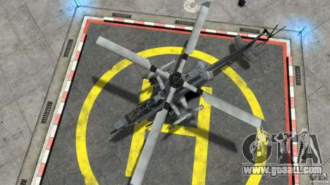 Bell AH-1Z Viper for GTA 4 right view